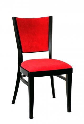 Židle ALBERT 313361, koženka