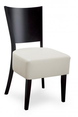 Židle ALBERT 313549, koženka