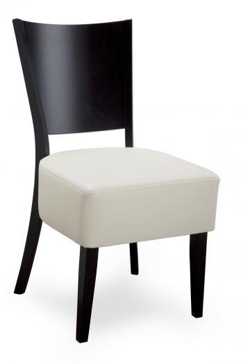 Židle ALBERT 313549, kůže L.A.Bernkop-KORYNA 313549