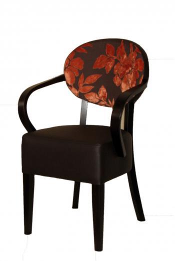 Židle BARBARA 323275, látka L.A.Bernkop-KORYNA 323275