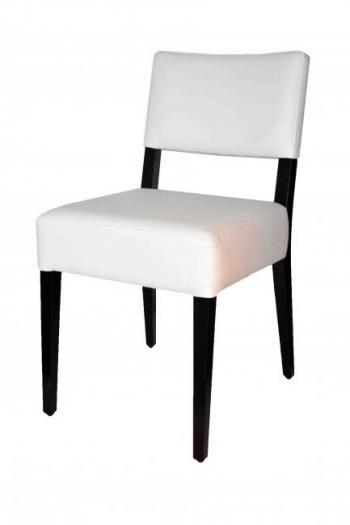 Židle RÚT 313662, kůže L.A.Bernkop-KORYNA 313662