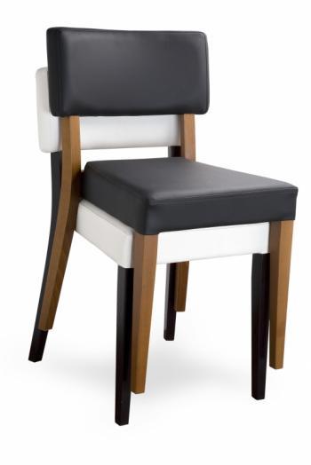 Židle EMA 313181, koženka L.A.Bernkop-KORYNA 313181
