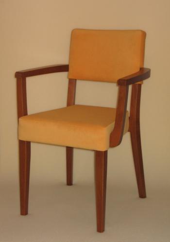 Židle EMA 323183, látka L.A.Bernkop-KORYNA 323183