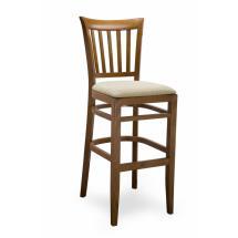 Barová židle HARRY 363701, kůže