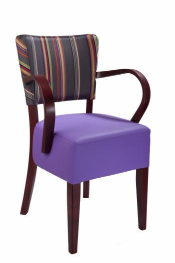 Židle ISABELA 323761, látka L.A.Bernkop-KORYNA 323761