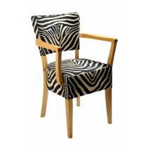Židle ISABELA 323781, koženka