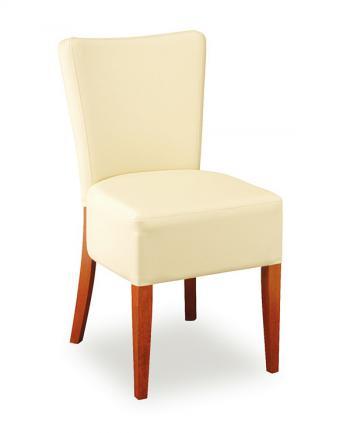 Židle ISABELA 313760, kůže L.A.Bernkop-KORYNA 313760