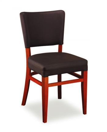 Židle ISABELA 313771, kůže L.A.Bernkop-KORYNA 313771
