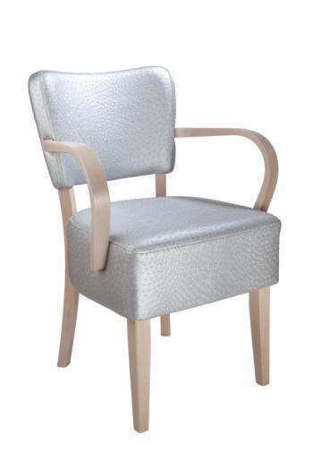 Židle ISABELA 323763, látka L.A.Bernkop-KORYNA 323763