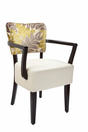 Židle ISABELA 323783, látka L.A.Bernkop-KORYNA 323783