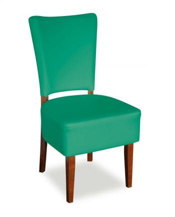 Židle ISABELA 313718, kůže L.A.Bernkop-KORYNA 313718