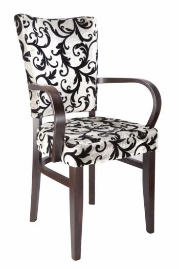 Židle ISABELA 323773, látka L.A.Bernkop-KORYNA 323773