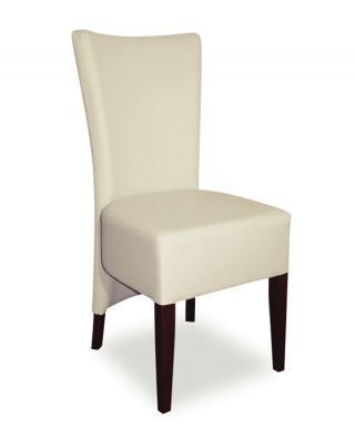 Židle ISABELA 313768, koženka