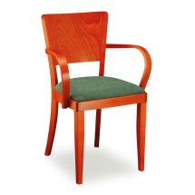 Židle JOSEFINA 323263, koženka