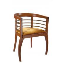 Židlové křeslo LADY BERNKOP 323051, koženka