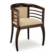 Židlové křeslo LADY BERNKOP 323052, koženka
