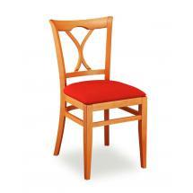 Židle LAURA 313810, koženka