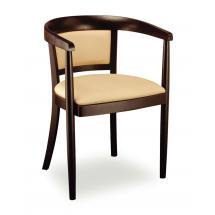 Židlové křeslo THELMA 323342, koženka