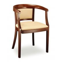 Židlové křeslo THELMA 323363, kůže
