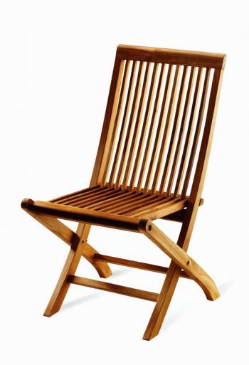 Teaková skládací zahradní židle PINA FaKOPA 11010