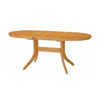 Rozkládací jídelní stůl TERST, 135/180x90