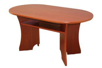 Konferenční stůl MARTIN - ovál Bradop K01