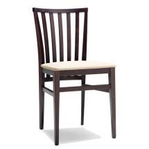 Židle dřevěná čalouněná VANDA