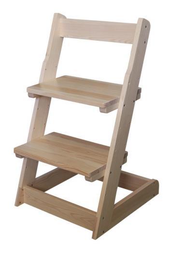 Židle dětská polohovací celodřevěná Bradop B162