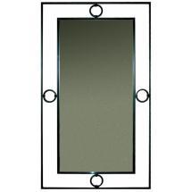 Kovové zrcadlo STROMBOLI