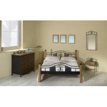 Kovová postel ELBA 200x180 cm