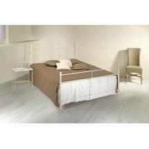 Kovaná postel AMALFI 200 x 180 cm