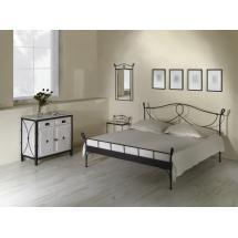 Kovaná postel MODENA 200 x 90 cm