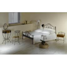 Kovaná postel MALAGA 200 x 180 cm
