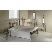 Kovaná postel SARDEGNA 200 x 180 cm