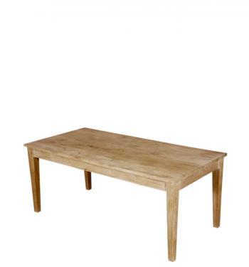 Jídelní stůl, masiv mango, 75,5x120x80cm HD NABYTEK A20011