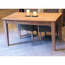 Jídelní stůl, masiv mango, 75x140x80cm