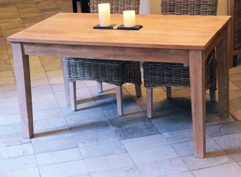 Jídelní stůl, masiv mango, 75x140x80cm HD NABYTEK A20452
