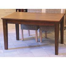 Jídelní stůl, masiv mango, 75x130x80cm
