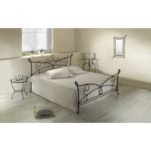 Kovaná postel SIRACUSA 200 x 140 cm