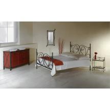 Kovaná postel GALICIA 200 x 140 cm