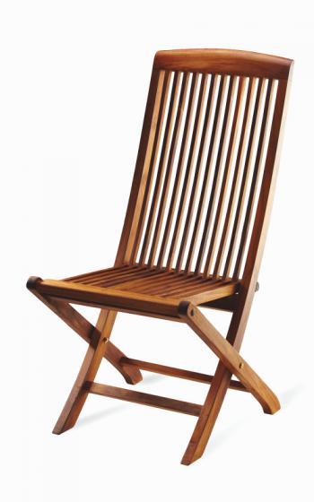 Teaková skládací zahradní židle UGO FaKOPA 11011