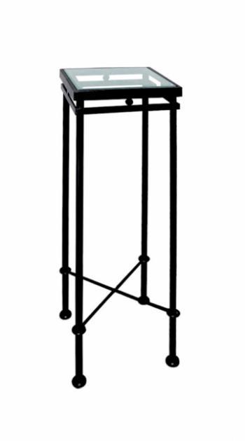 Květinový stolek SAN REMO 30 x 85 x 30 cm IRON ART T 0514A