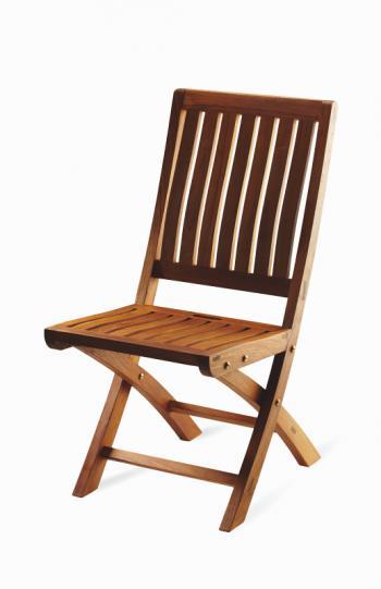 Teaková skádací zahradní židle NOEMI FaKOPA 11059
