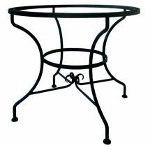 Kovaný stůl JAMAICA Ø 110 cm