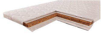 Vegas Kokos vrchní matrace 200 x 200cm