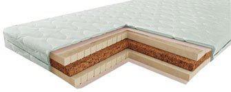 Vegas Latex-mix vrchní matrace 100 x 200cm