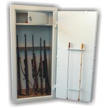 Trezorová skříň (na zbraně) WSA 10, jednoplášťová