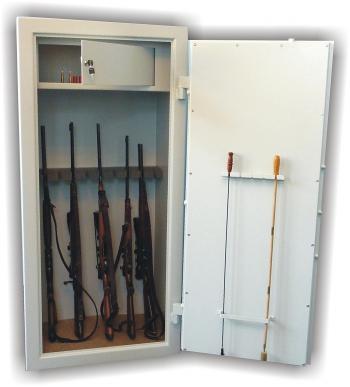 Trezorová skříň (na zbraně) WSA 10, jednoplášťová WICO WSA 10