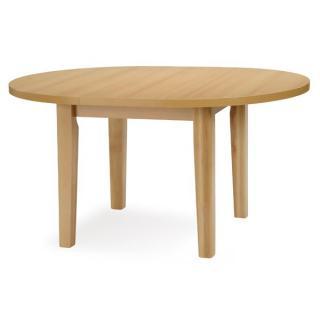 ROZKLÁDACÍ jídelní stůl FIT 110, 110/145 x 77cm