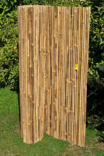 Bambusový plot 130x300 cm Axin Trading s.r.o. 5701